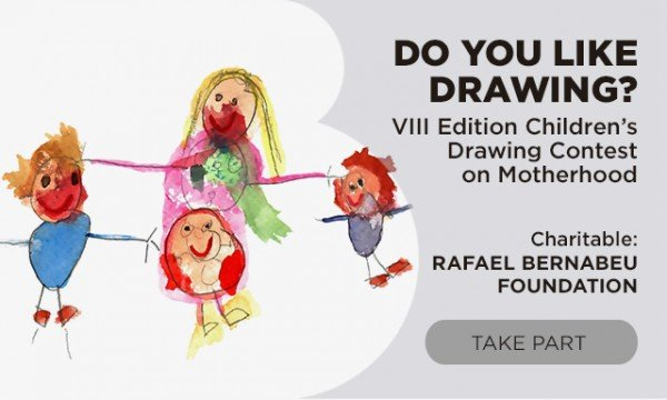 Foundation Rafael Bernabeu Children's Story and Drawing Competition