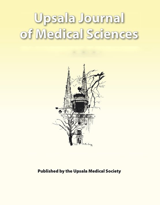 Upsala Journal of Medical Sciences - Instituto Bernabeu